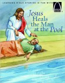Jesus Heals The Man At The Pool