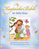 My Keepsake Bible   For Baby Boys (Blue)
