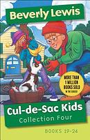 Cul-De-Sac Kids Collection Four: Books 19-24