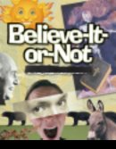Believe It Or Not Bible Studies For Youth Ministry
