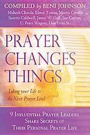 Prayer Changes Things Pb