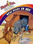 Pencil Fun Book Pk 10 Noah Builds An Ark