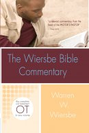 Wiersbe Bible Commentary Old Testament