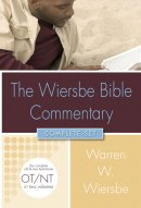 Wiersbe Bible Commentary 2 Volume Set with CD ROM