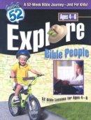 Route 52 Curriculum  Explore Bible Peopl