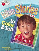 Bible Stories To Color And Tell