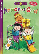 Hdcb Stk Armor Of God Colouring Book