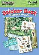 Woodland Friends : Sticker Book