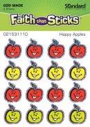 Sticker Happy Apples
