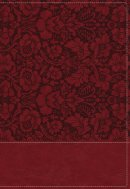 NKJV, Wiersbe Study Bible, Leathersoft, Burgundy, Indexed, Red Letter Edition, Comfort Print