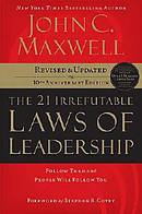 21 Irrefutable Laws of Leadership CD