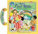 Baby's First Bible: A Carryalong Treasury