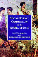 Social-Science Commentary on the Gospel of John