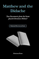 Matthew and the Didache