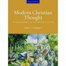 Modern Christian Thought Vol 1 Pb