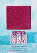 God's Word for Girls Raspberry Swirl Duravella