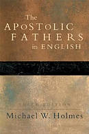 Apostolic Fathers In English