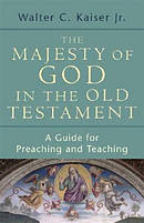 Majesty of God in the Old testament