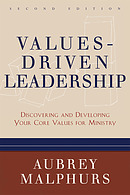 Values Driven Leadership