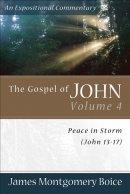 John 13-17 : The Gospel of John: Peace in Storm,