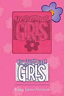 KJV Study Bible For Girls: Pink, Durable Softcover