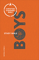 CSB Study Bible for Boys