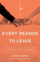Every Reason To Leave Paperback Book