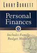 Personal Finances : Includes Family Budget Models