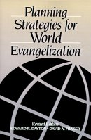 Planning Strategies for World Evangelization