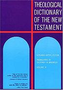 Theological Dictionary of the New Testament : V. 2 delta