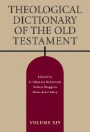Theological Dictionary of the Old Testament Volume 14