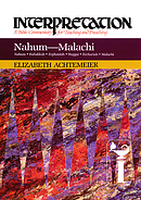 Nahum-Malachi : Interpretation Commentary