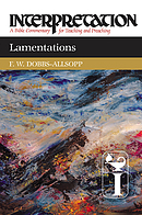 Lamentations : Interpretation Commentary