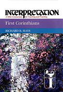 1 Corinthians: Interpretation Bible Commentaries