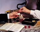Portable Communion Set - Black