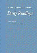 Revised Common Lectionary Daily Readings: Consultation on the Common Texts