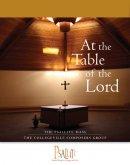 The Psallite Mass