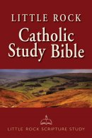 NAB Little Rock Catholic Study Bible: Hardback