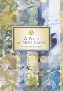 The Saint John's Bible Note Cards: Creation Folio