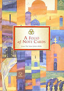 The Saint John's Bible Note Cards: Letters and Revelation Folio