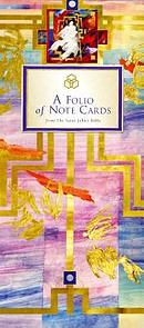 The Saint John's Bible Note Cards: New Testament Folio