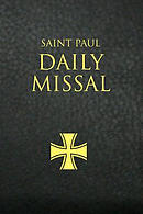 St Paul Daily Missal Black