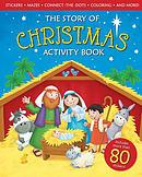 Story Of Christmas Activity Bk