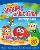 Veggies On Vacation Activity Book
