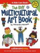 Kids Multicultural Art Bk Sc 4