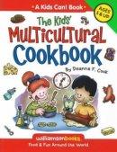 Kids Multicultural Cookbook Sc