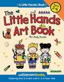 Little Hands Art Book Sc