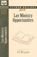 Lay Ministry Opportunities Pb