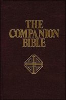 KJV Companion  Bible : Burgundy Hardback