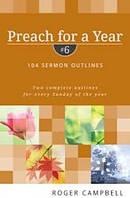 Preach For A Year 6